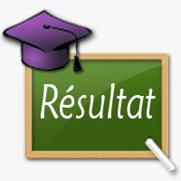 Résultat de l'examen professionnel ASE 2013.