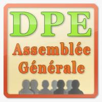 Assemblée Générale Grande Maitrise DPE le 28 mai 2013.