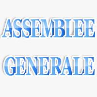 Assemblée générale EXTRAORDINAIRE de la filiere ouvrière le 09 septembre 2013.