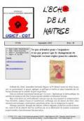 ECHO DE LA MAITRISE N°136 septembre 2012